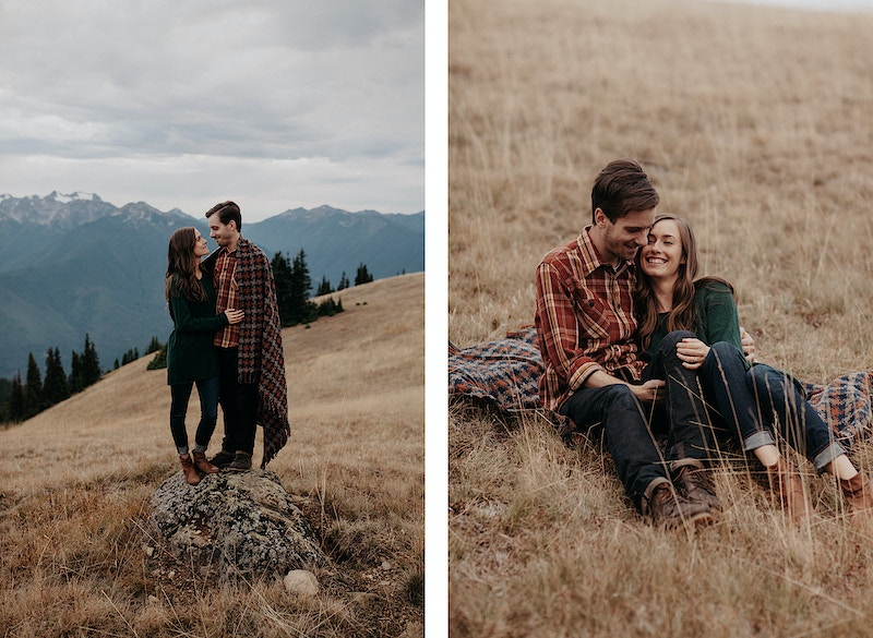 Kim Eric Port Angeles Wa - Jordan Voth | Seattle Wedding & Portrait Photographer