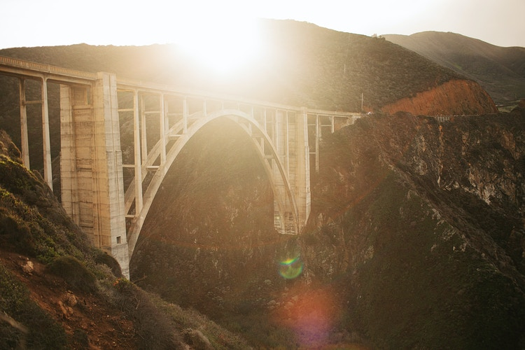 The Bixby Bridge - Jordan Voth | Seattle Wedding & Portrait Photographer