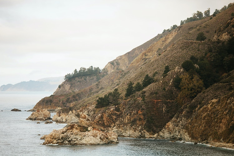 Big Sur - Jordan Voth | Seattle Wedding & Portrait Photographer