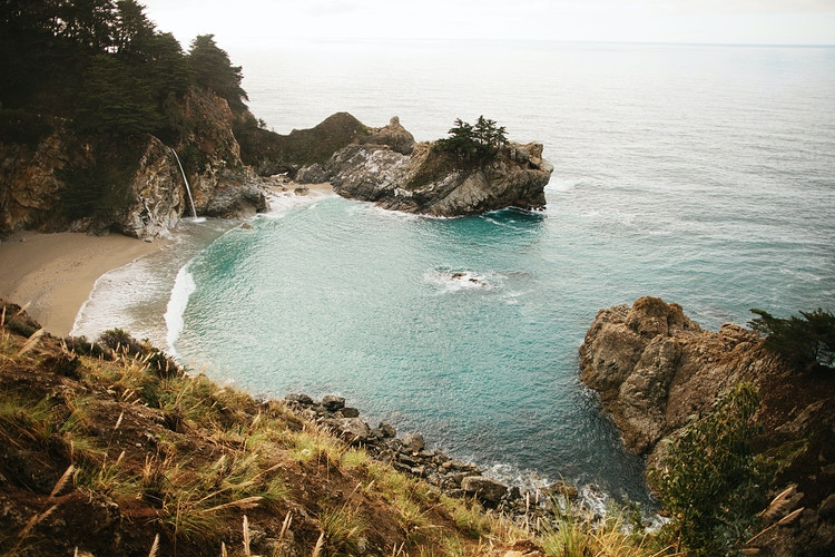McWay Falls - Jordan Voth | Seattle Wedding & Portrait Photographer
