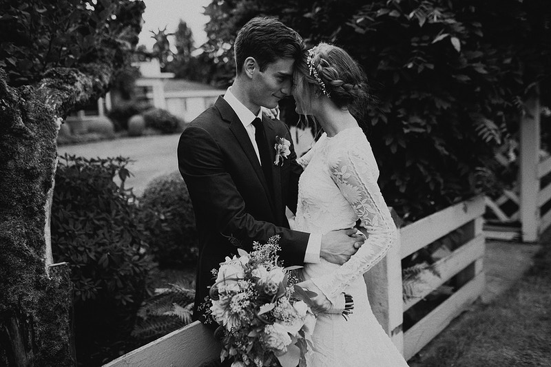 Lindsay Pat Mt Vernon Wa - Jordan Voth | Seattle Wedding & Portrait Photographer