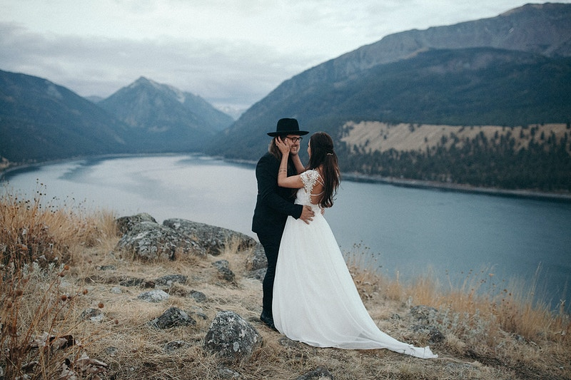 Maria Tanner Wallowa Lake Or - Jordan Voth | Seattle Wedding & Portrait Photographer