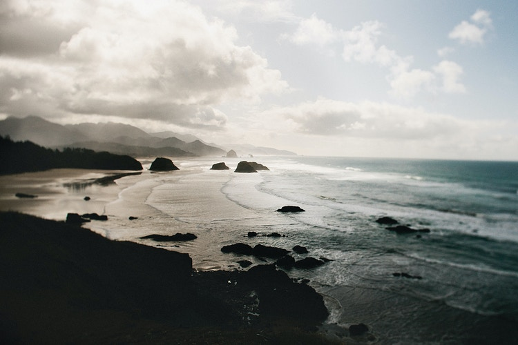 Oregon Coast II - Jordan Voth | Seattle Wedding & Portrait Photographer