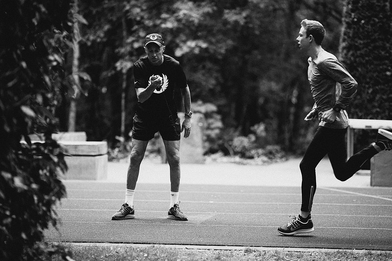 Nike Running Galen Rupp Portland Or - Jordan Voth | Seattle Wedding & Portrait Photographer