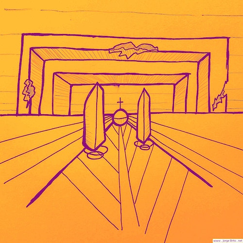New Sketches Temple - Jorge Brito
