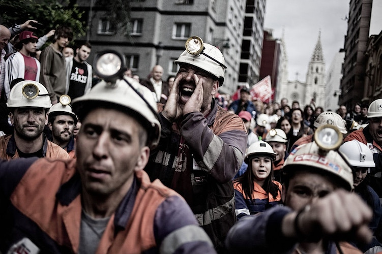 The Time of the Miners - Jose Colon