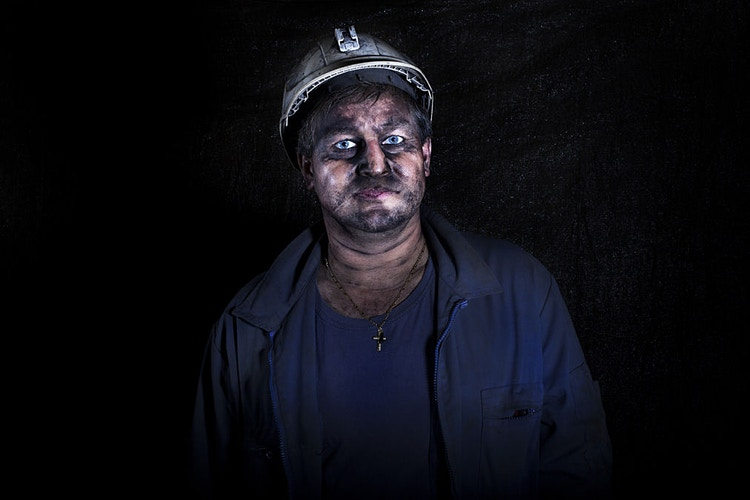 Asturian Miners - Jose Colon