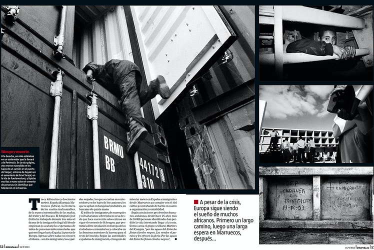 Tearsheet - Jose Colon