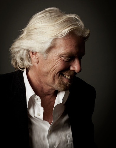 Sir Richard Branson - Joseph Seif