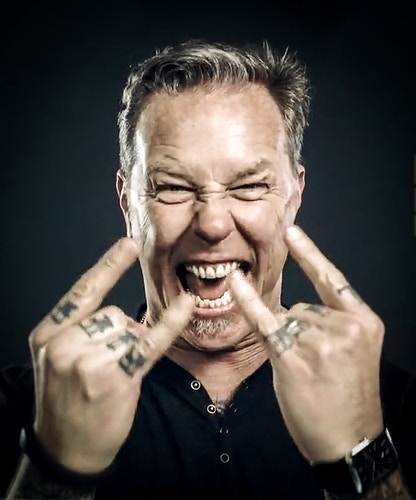 James Hetfield - Joseph Seif