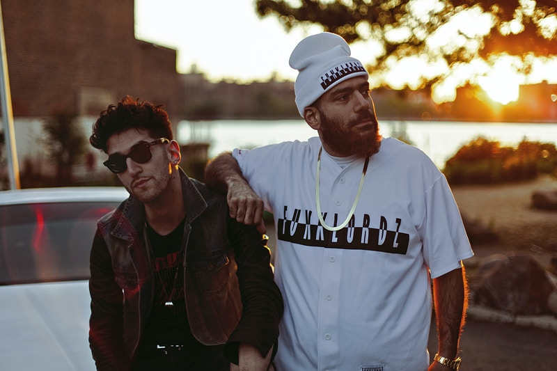 Chromeo Funk Lordz Lookbook - J O S H W E H L E