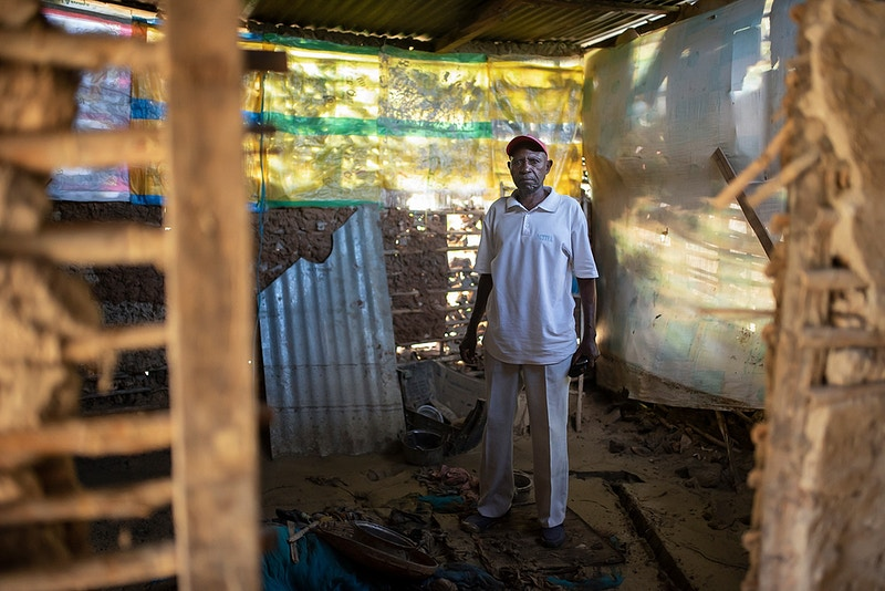 Mozambique Struggling To Recover From Second Cyclone - Juan Luis Rod