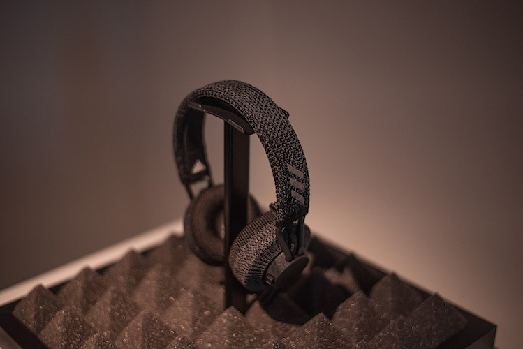 Headphones By Adidas - Justin Britton Photography