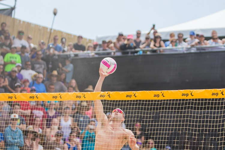 2016 Avp Beach Volleyball Huntington Beach - Justin Britton Photography