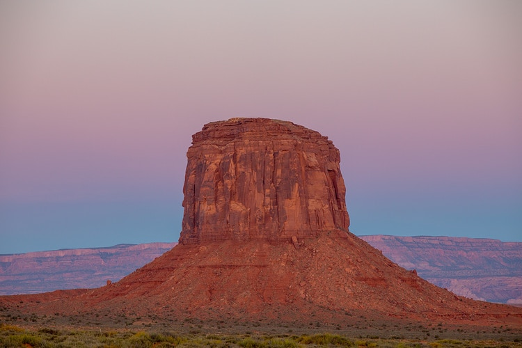 The Butte - Monument Valley - Justin Britton Photography