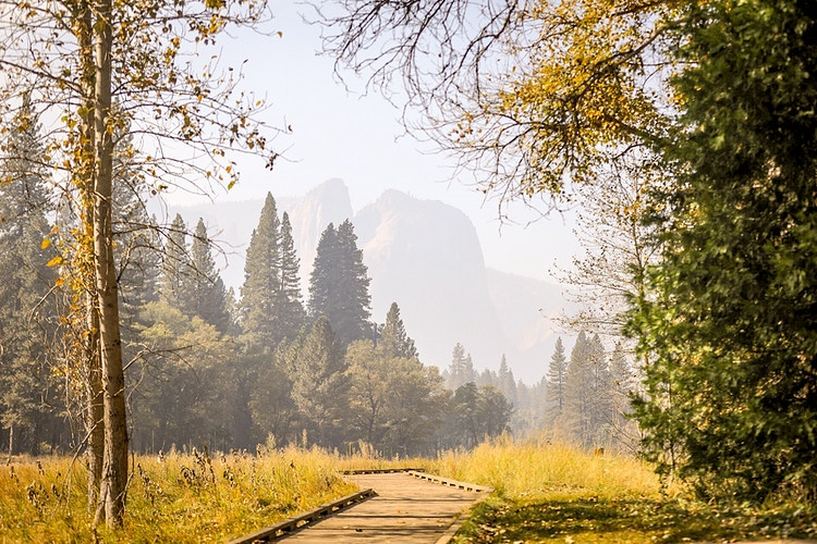Yosemite National Park - The Valley - Justin Britton Photography