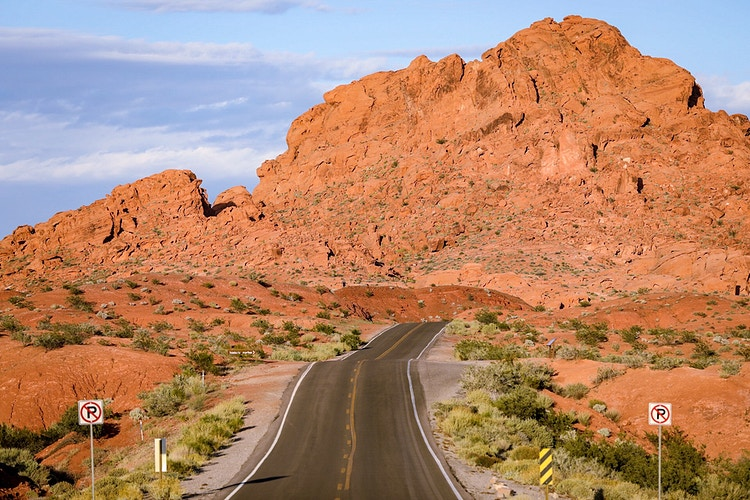 Valley Of Fire - Nevada - Justin Britton Photography