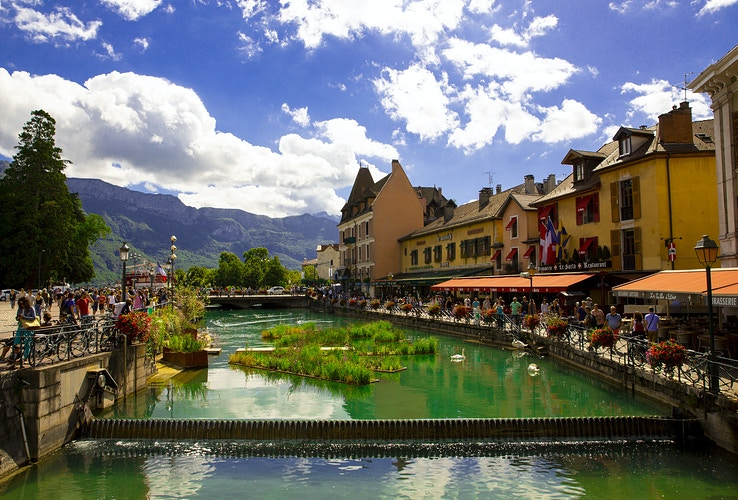Old Town - Annecy/France - Justin Britton Photography