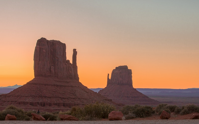 The Mittens - Monument Valley - Justin Britton Photography