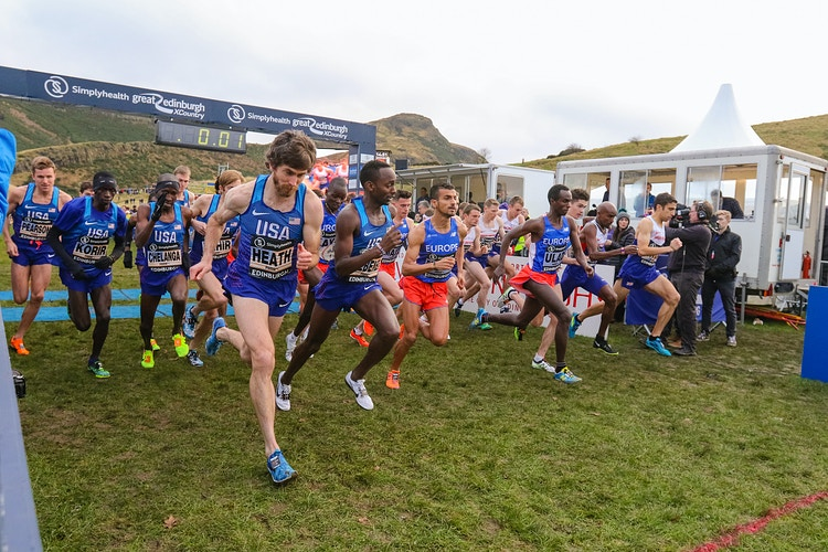 2017 Great Edinburgh Cross Country - Justin Britton Photography