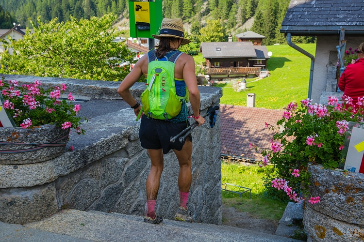 2016 Ultra Trail Du Mont Blanc - Justin Britton Photography