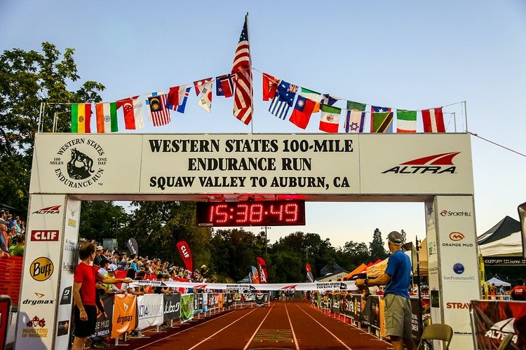 2016 Western States 100 - Justin Britton Photography