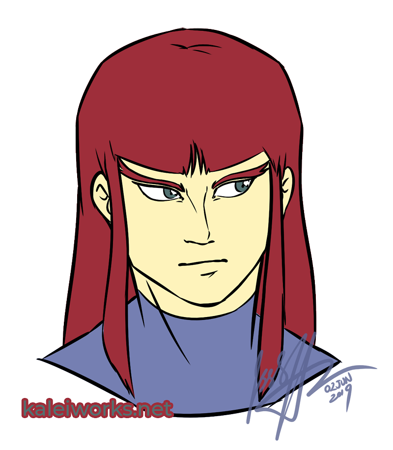 Ronin Warriors - Kalei Works