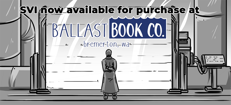 Graphic Novel available at: - Kalei Works