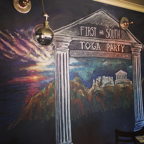 Chalk Art - Kara Hoblin