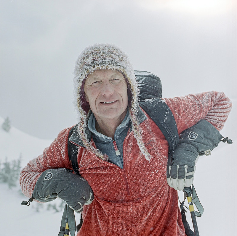 Ski Culture Of Northern Bc For Outside - KARI MEDIG