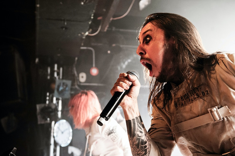 lacuna coil (it) - karim mansour imagery