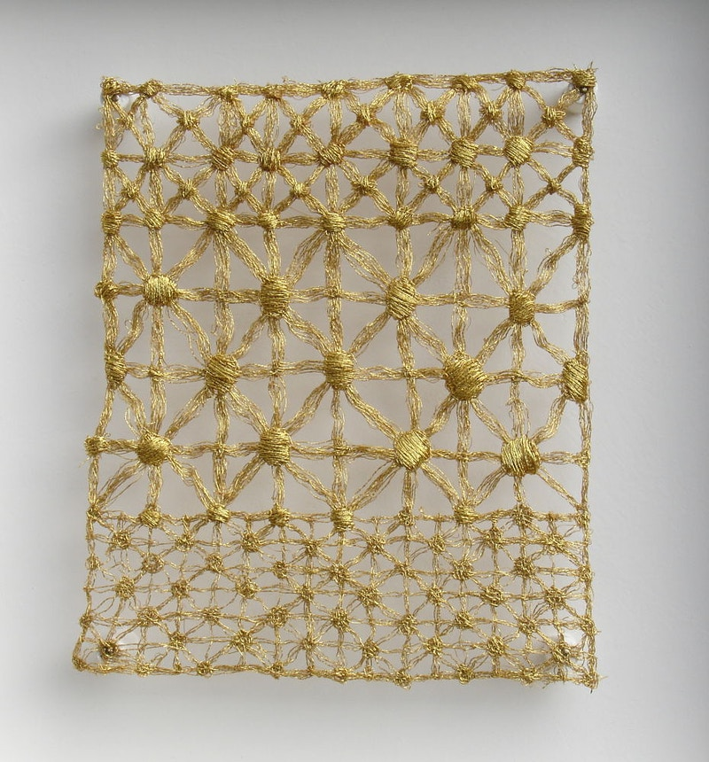 Latticework grid - KATE WELLS artist