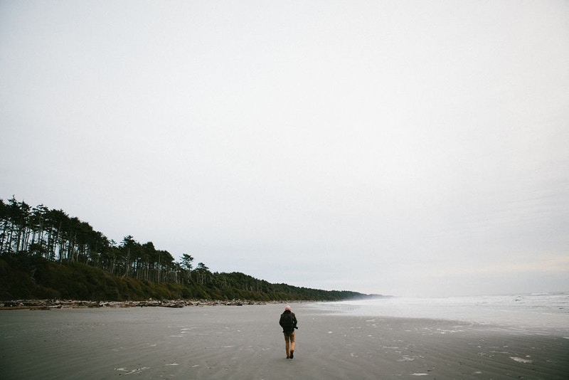 The Olympic Peninsula - Katie Ruther
