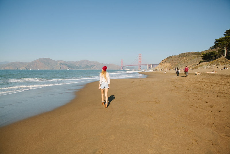 San Francisco - Katie Ruther