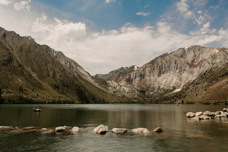 Convict Lake, CA - Katie Ruther