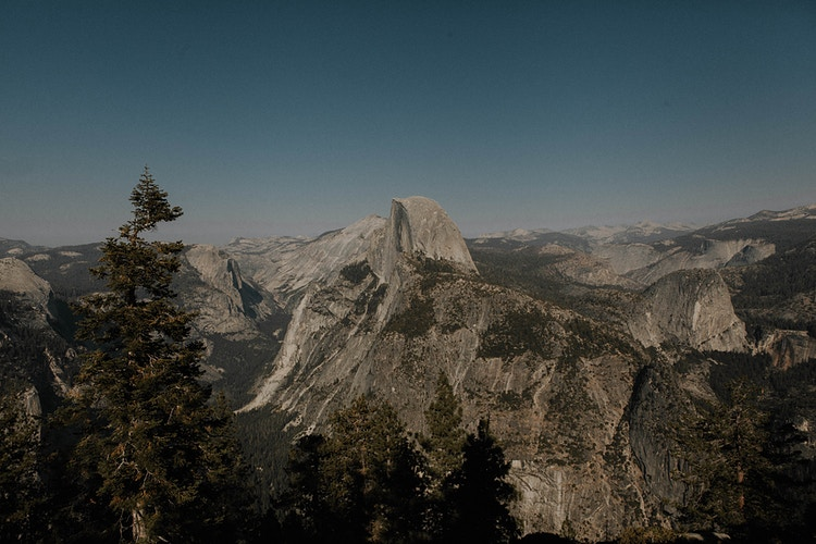Half Dome - Katie Ruther