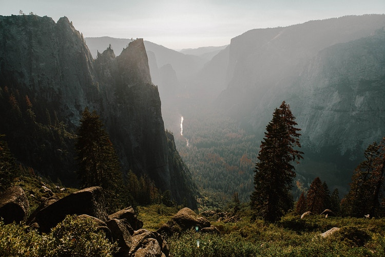 Yosemite - Katie Ruther