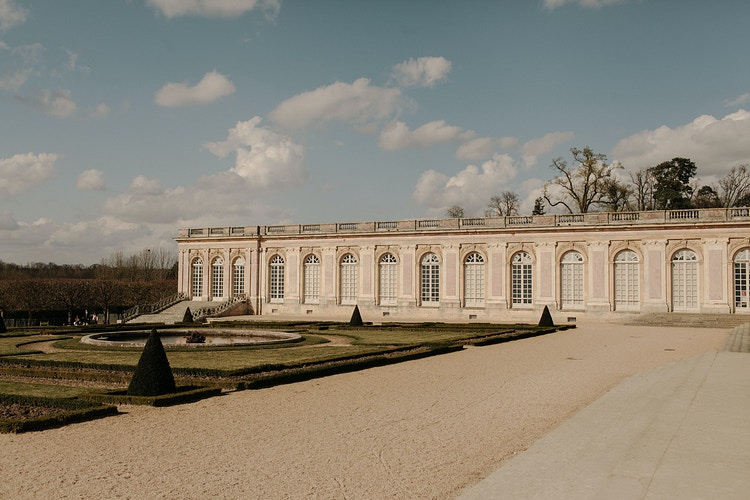 Palace of Versailles - Katie Ruther