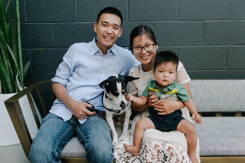 The Choy Family - Katie Ruther