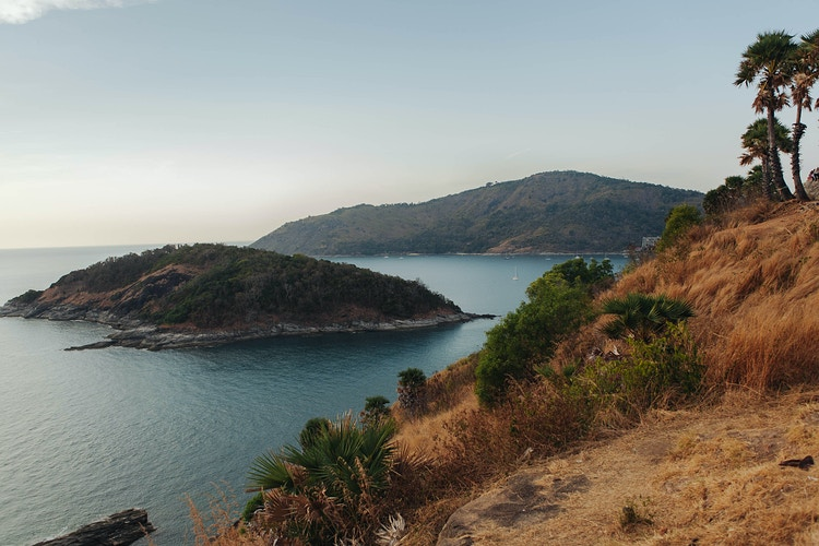 Coast of Thailand - Katie Ruther