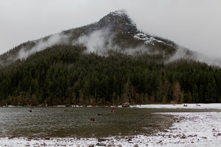 Rattlesnake Lake, WA - Katie Ruther