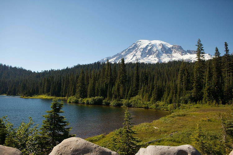 Mt. Rainier - Katie Ruther