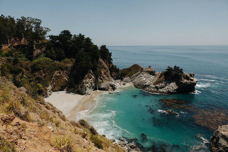 McWay Falls, California - Katie Ruther