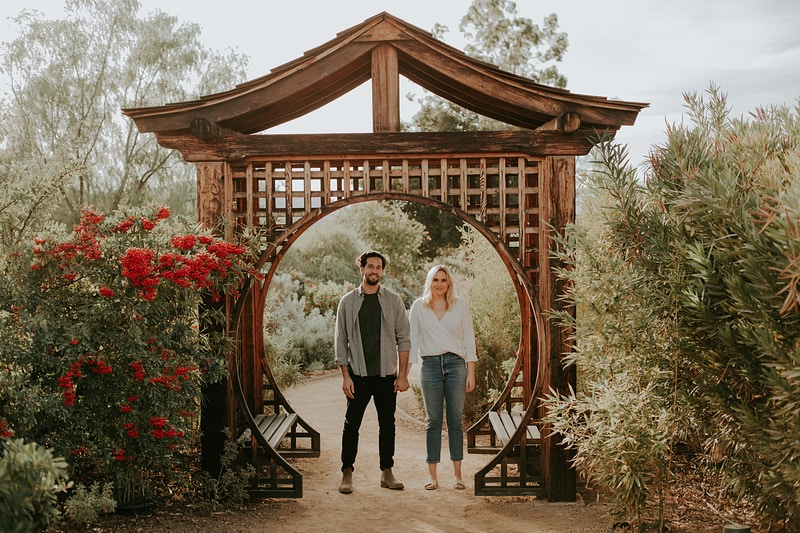 Michael And Becky Ojai - Katie Ruther