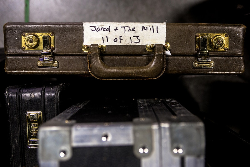 Jared And The Mill - Kelsee Becker Photography