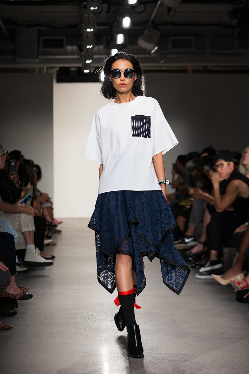 Nyfw Ss16 - Kenneth Ho Photography