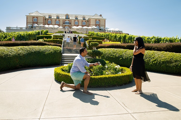 Engagement And Proposal - Kenneth Ho Photography