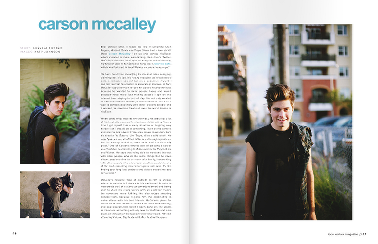 Local Wolves Issue 15 - May 2014 - KATY VIOLA