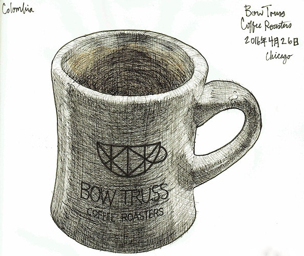 Bow Truss Coffee Roasters - Keith Spencer