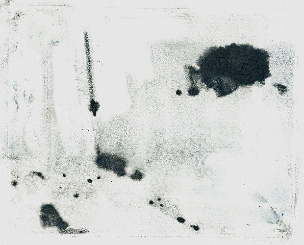 Monoprints - Keith Spencer